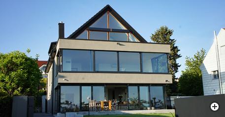 Architekten Friedrichshafen schütze gmbh bauunternehmen referenzen